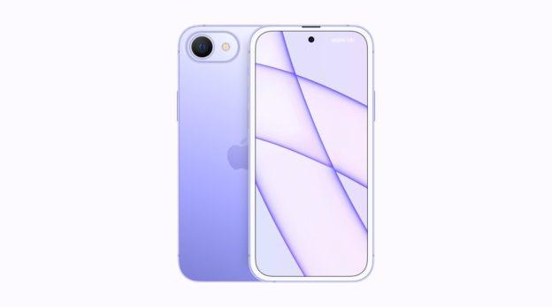 【快訊】最新iPhone SE要來了? 全屏白邊框渲染圖曝光