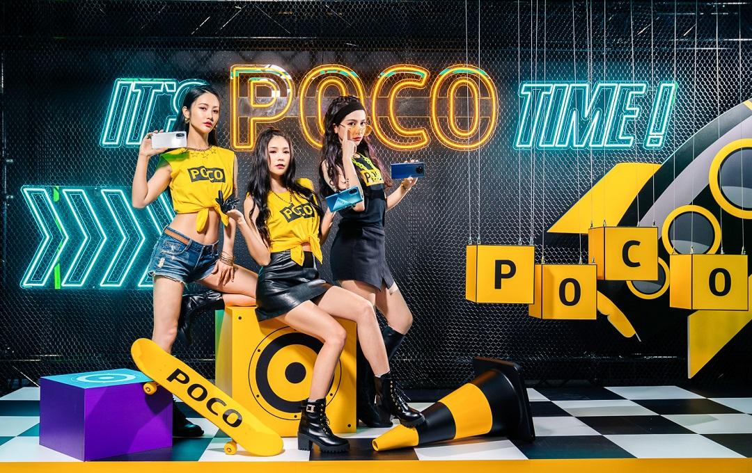 POCO今(22)日宣布在台推出旗艦殺手POCO F3 5G、性能怪獸POCO X3 Pro,將成為5G與4G機款中的雙旗艦,以超越同級產品的性能表現,大舉挺進手機市場。