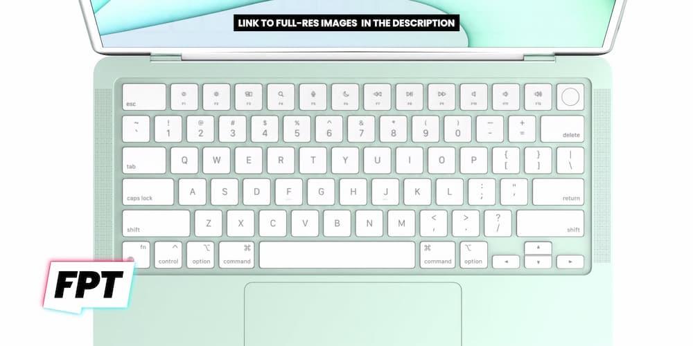 【快訊】最新 MacBook Air 一樣超繽紛!還將搭載M2晶片