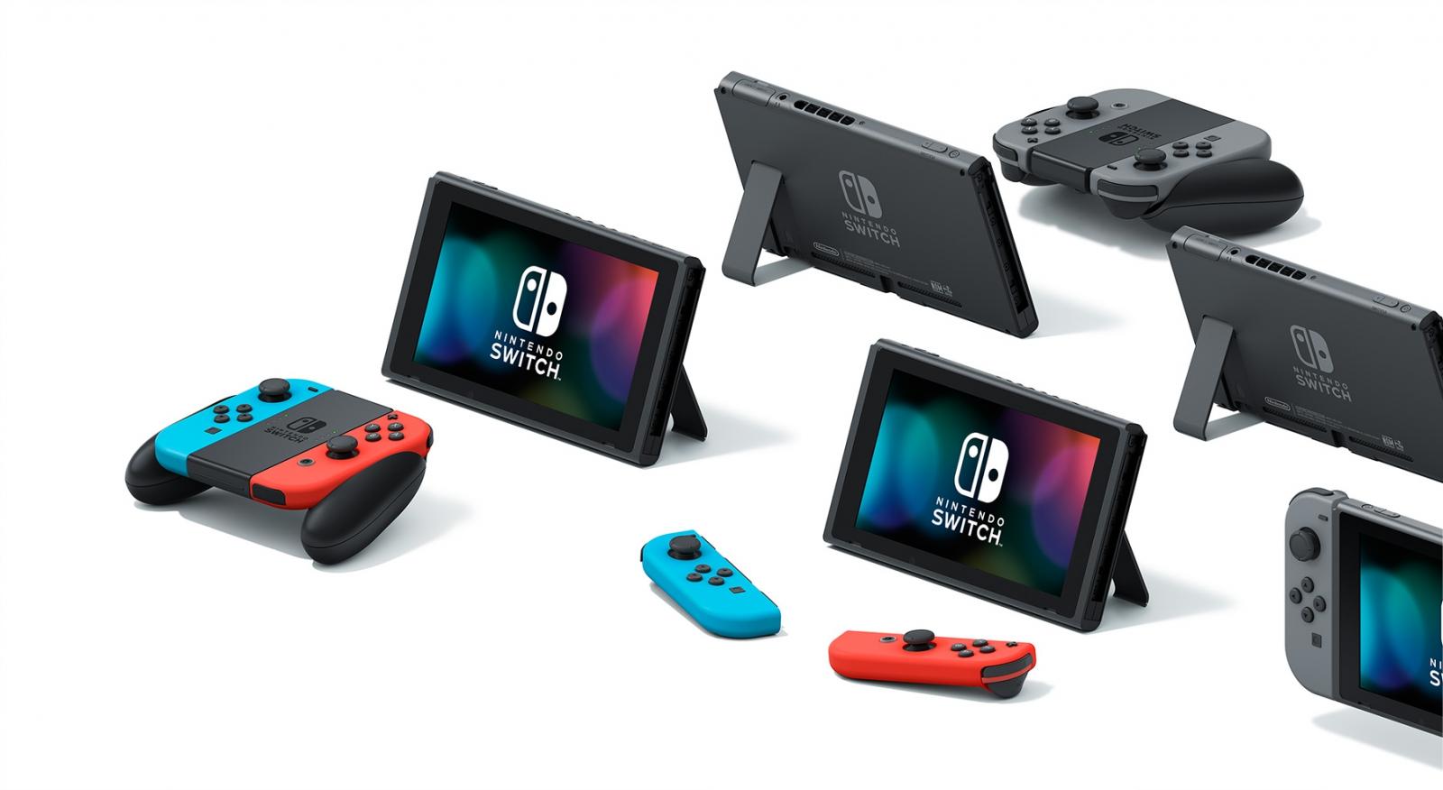 Nintendo 任天堂 Switch 主機 電力加強版
