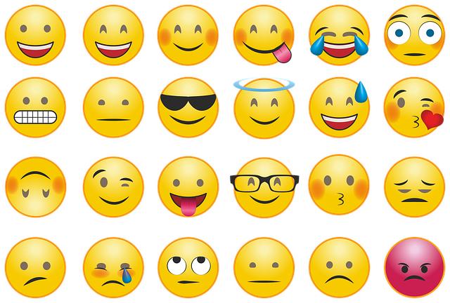 什麼是Emoji(繪文字)?什麼是顏文字(Kaomoji)?-1