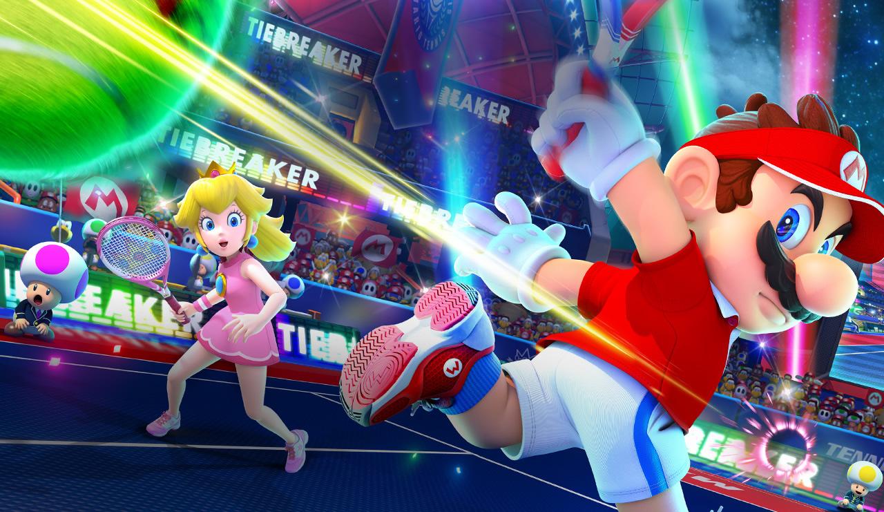 瑪利歐網球 王牌高手