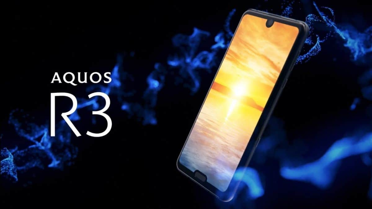 SHARP AQUOS R3 (6G/128G)