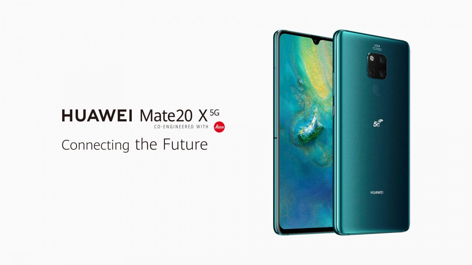 HUAWEI Mate 20 X 5G (8G/256G)