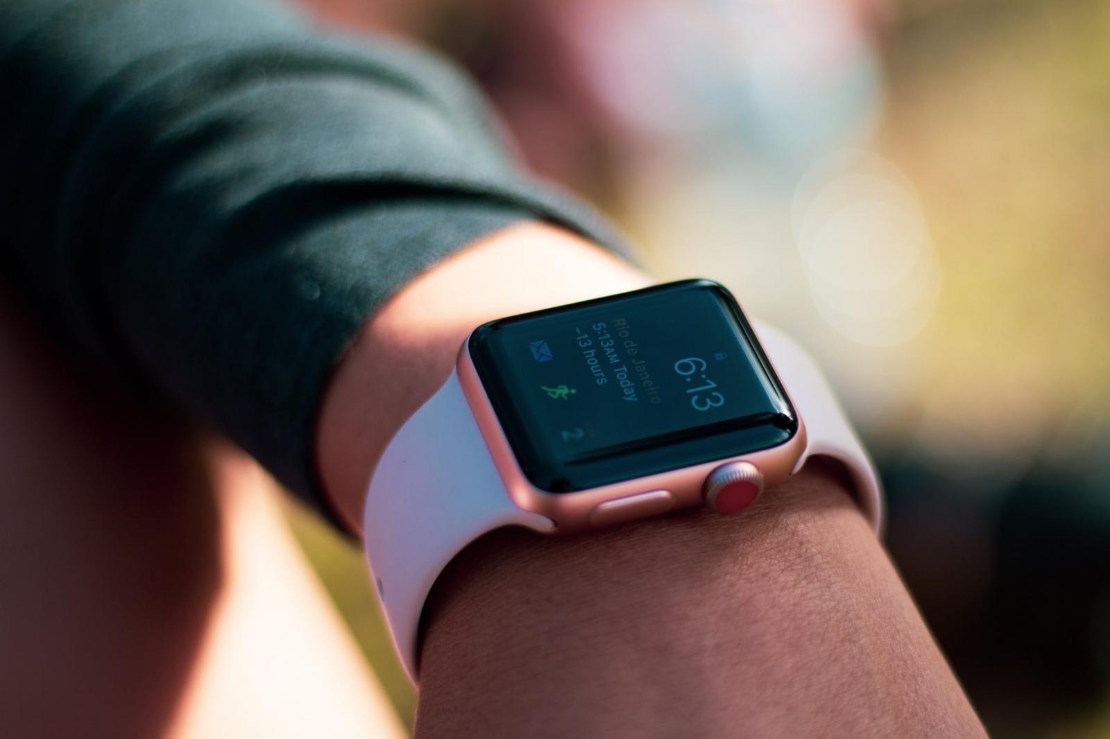 【快訊】蘋果 Apple Watch 7 設計圖流出 最新造型是這樣