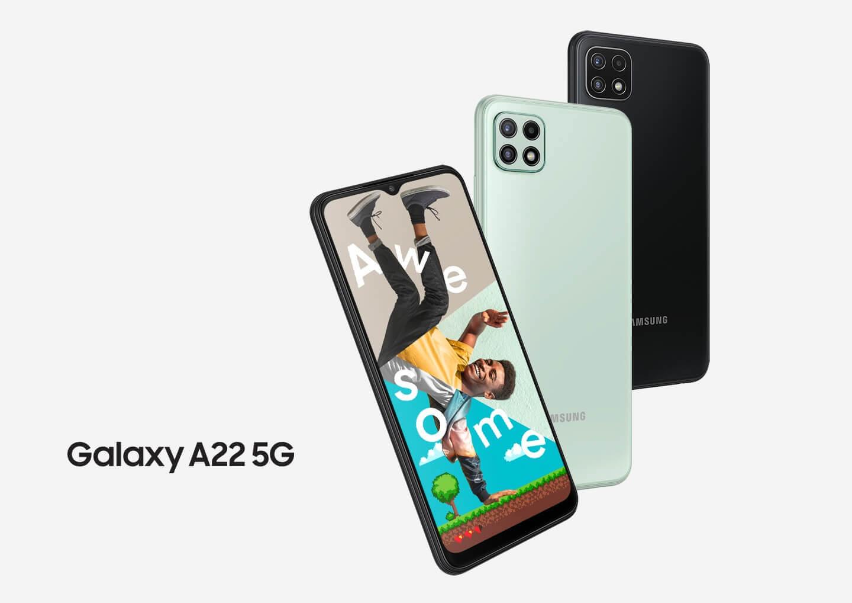 SAMSUNG Galaxy A22 5G (4G/64G)