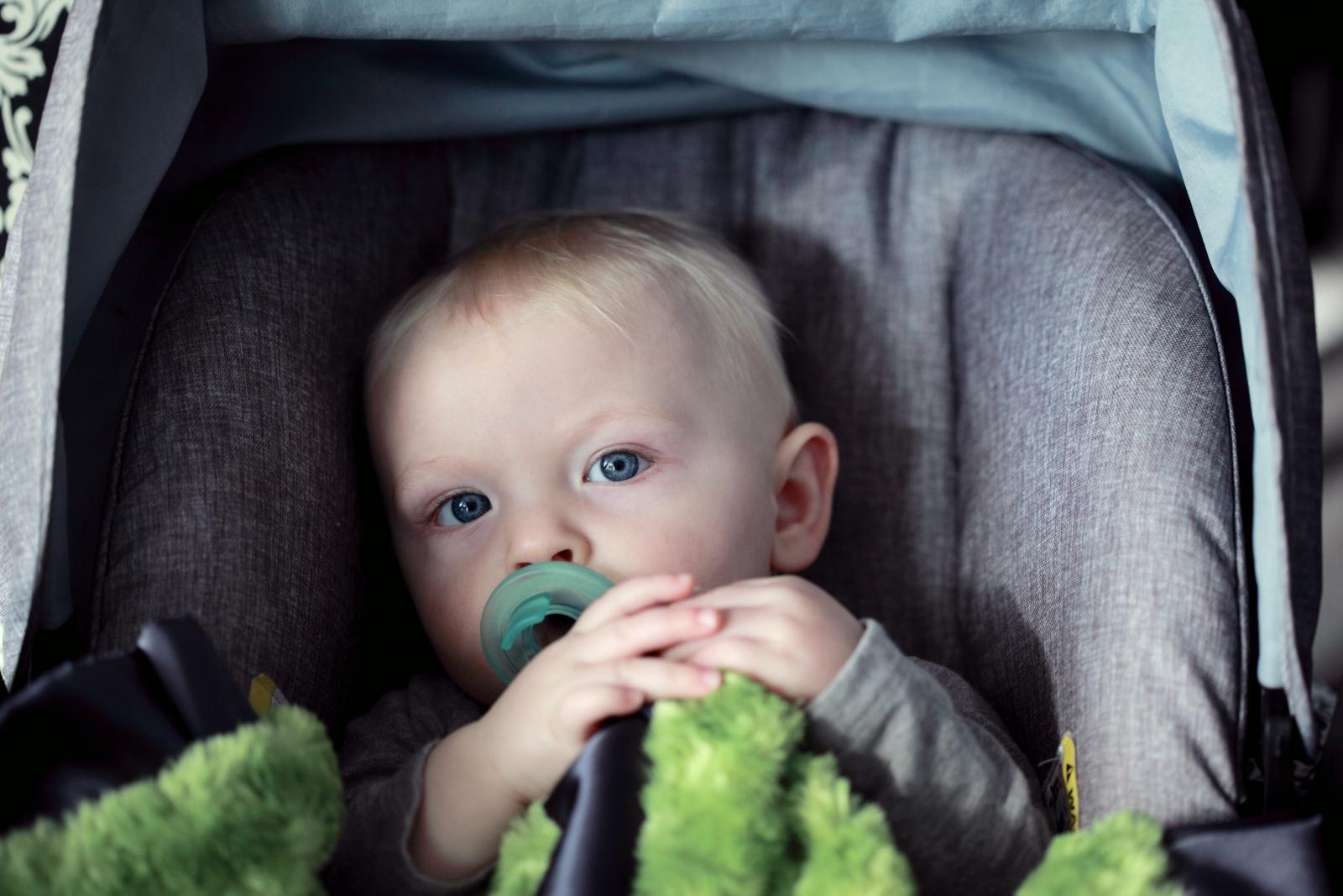 【汽車專知】兒童安全座椅怎麼選?怎麼擺放比較安全?