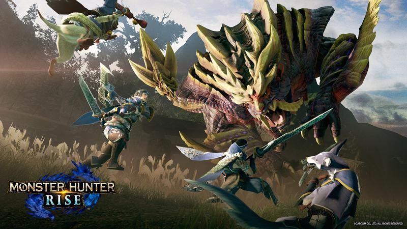 【快訊】魔物獵人助攻!Switch總銷量破8000萬 連2月擊敗Sony