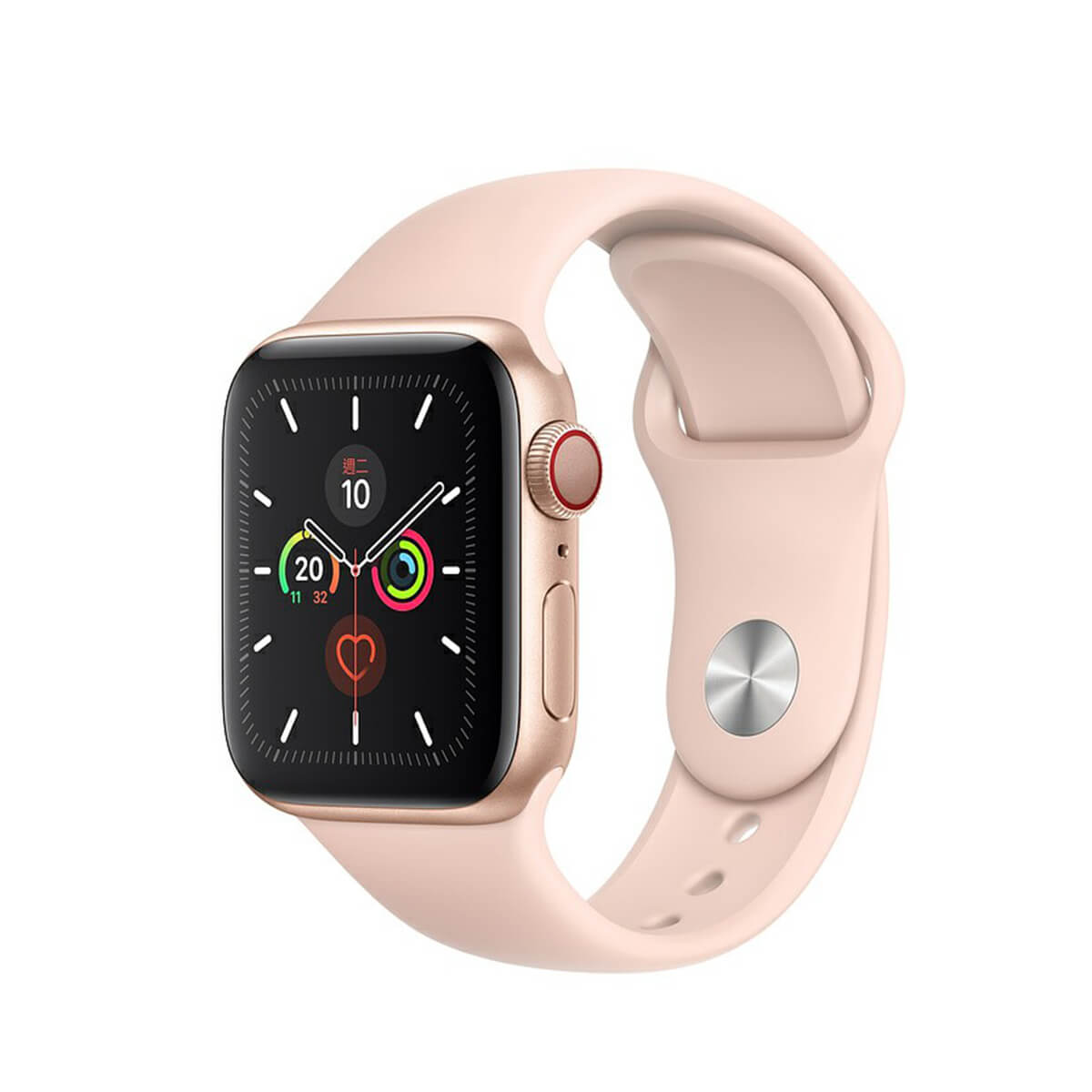 Apple Watch Series 5 (40mm) LTE版