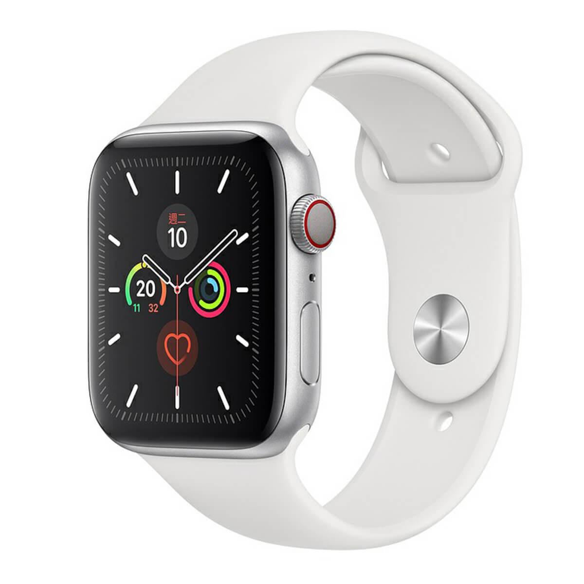 Apple Watch Series 5 (44mm) LTE版