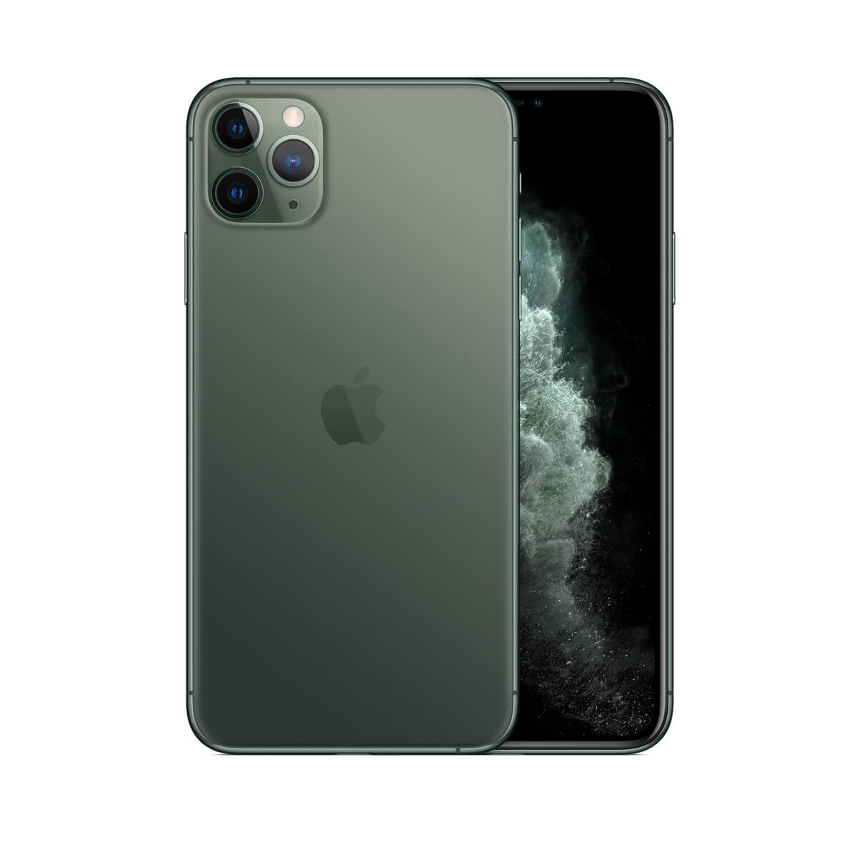 Apple iPhone 11 Pro Max (64G) [銀/綠]
