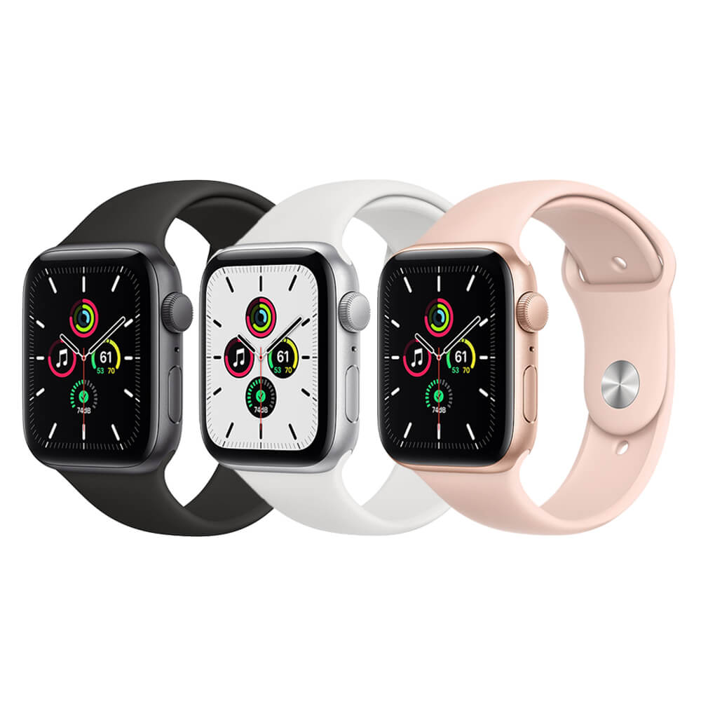 Apple Watch SE (40mm) GPS版