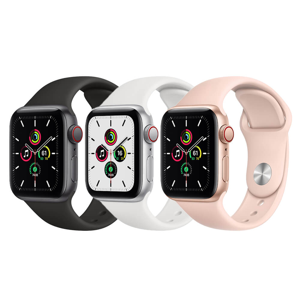 Apple Watch SE (40mm) LTE版